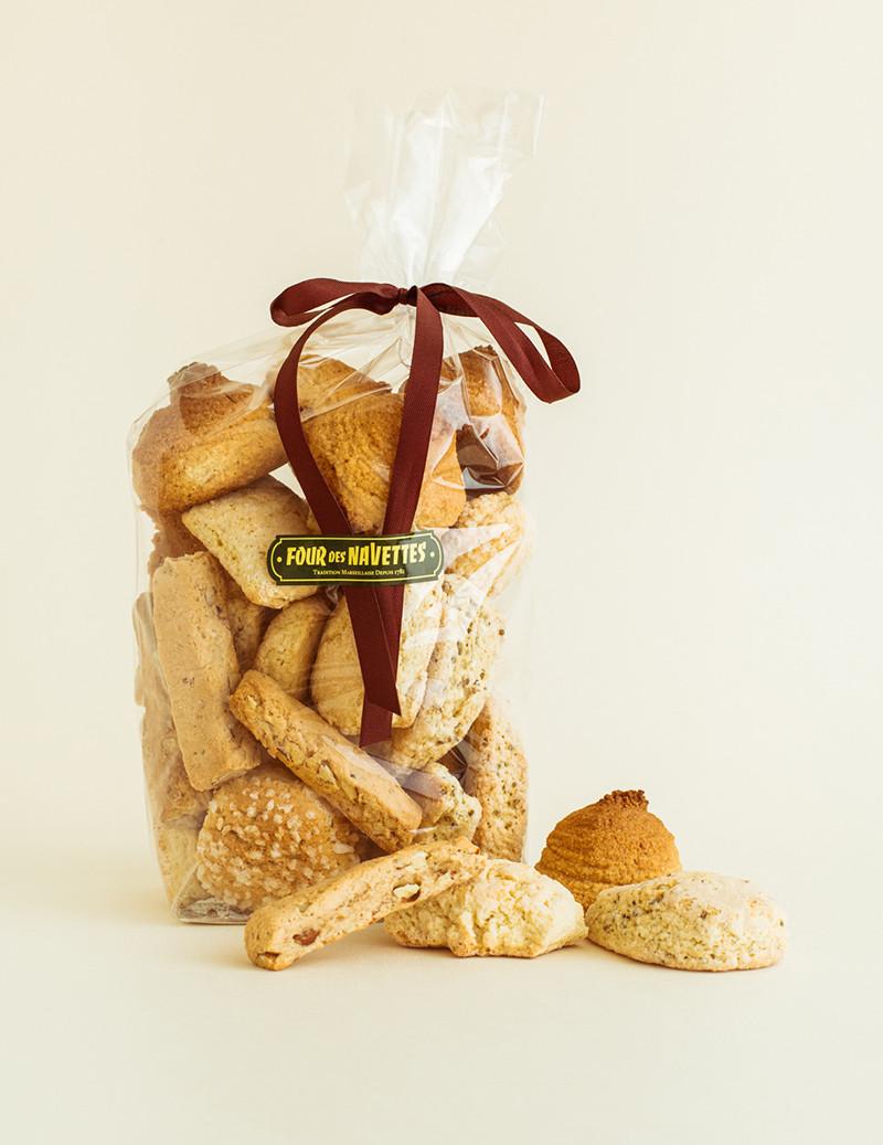Sachet de biscuits 500g