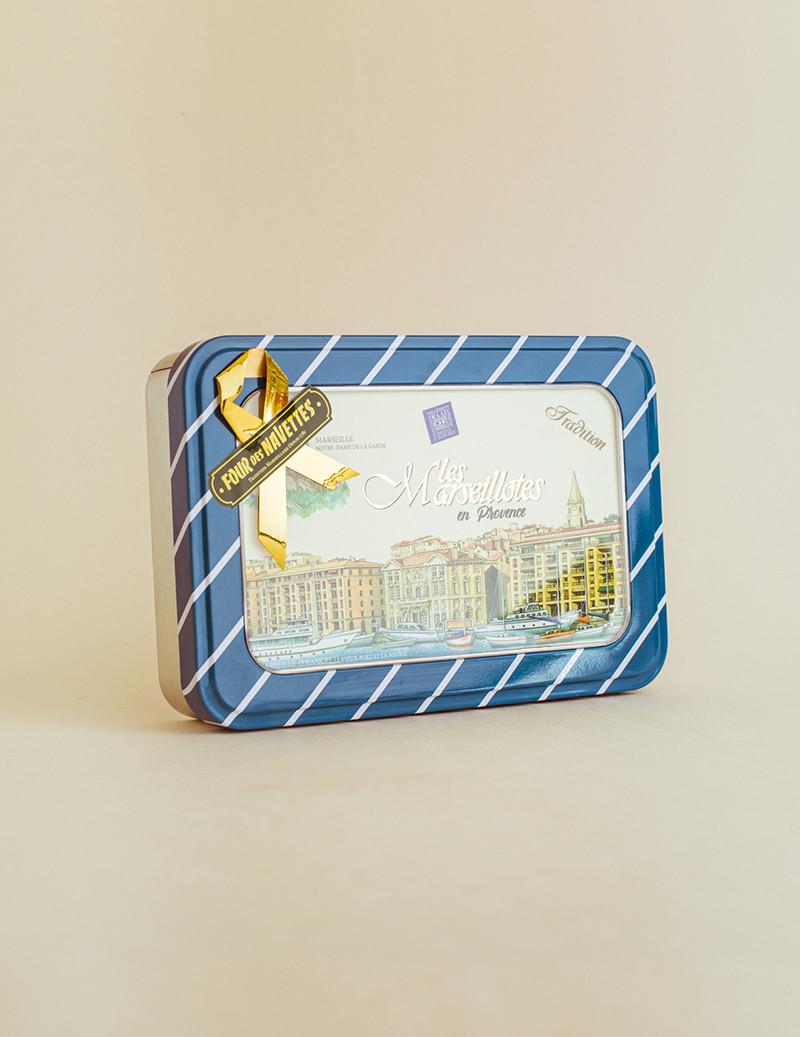 Boîte de Marseillotes 160g