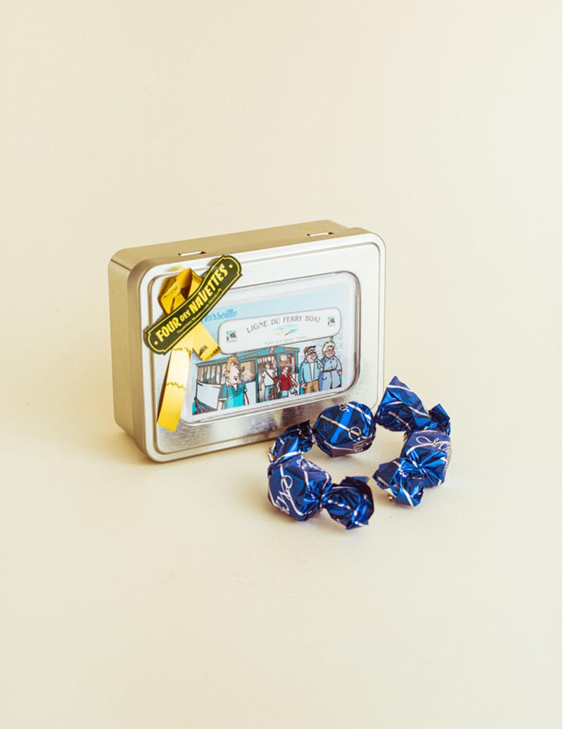 Boîte Marseillotes 85g